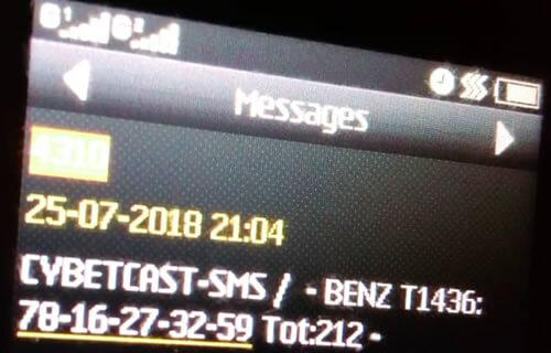 Résultats loto Benz T1436
