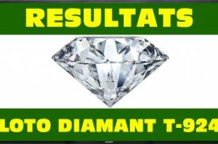 Resultats du loto Diamant