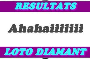 Résultats du loto DIAMANT tirage 926