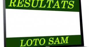 Tous les résultats du lotto SAM du TOGO