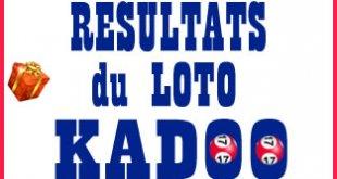 Résultats ou numéros gagnants du loto Kadoo