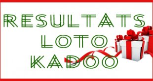 Résultats ou numéros gagnants du loto kadoo lonato togo