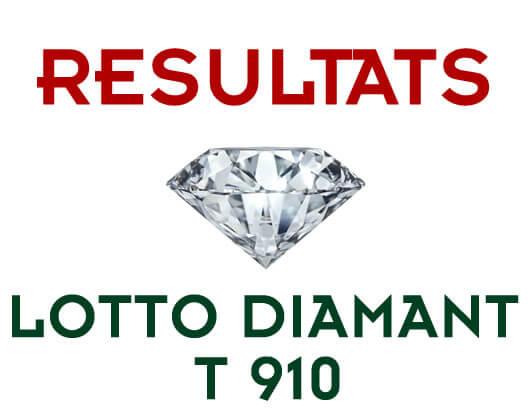 Loto DIAMANT T910